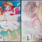 Aikatsu! / Makura no Danshi Double-sided Poster / Pin-up