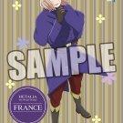 Hetalia: The World Twinkle France (Francis) Shitajiki Pencil Board