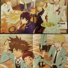 Dance With Devils / Digimon Adventures Double-sided Poster / Pin-up