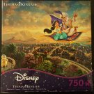 Disney Aladdin The Dreams Collection Art by Thomas Kinkade 750 Piece Jigsaw Puzzle