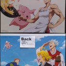 The Seven Deadly Sins Double-sided Pin-up / Poster # 2
