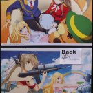 Amagai Brilliant Park Double-sided Pin-up / Poster