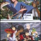 Sengoku Basara: Judge End / Donten ni Warau Double-sided Pin-up / Poster
