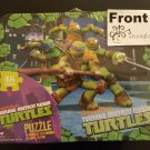 Nickelodeon Teenage Mutant Ninja Turtles 48 Piece Jigsaw Puzzle in Collectible Lunch Box NEW Sealed