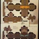 Halo 5 Guardians Paper Craft Set - Master Chief & Locke