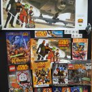 Star Wars Rebels Books & Collectibles Lot 1