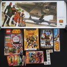 Star Wars Rebels Books & Collectibles Lot 2