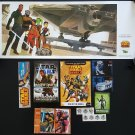 Star Wars Rebels Books & Collectibles Lot 3