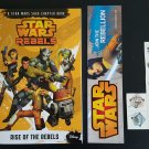 Star Wars Rebels Books & Collectibles Lot 4