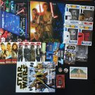 Star Wars Collectibles Lot 1