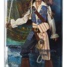Barbie Pink Label Disney's Pirates of the Caribbean On Stranger Tides Jack Sparrow Doll