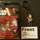 TOPPS Disney Star Wars Dangler Han Solo Strap Clip