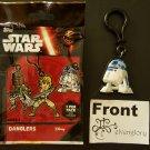 TOPPS Disney Star Wars Dangler R2-D2 Strap Clip