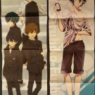 HIGH SPEED! Free! Starting Days / K Project Return of Kings Long Double-sided Pin-up / Poster