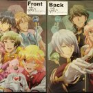 Cute High Earth Defense Club LOVE! Double-sided Clear File Folder