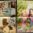 Digimon Adventures / Aikatsu! Double-sided Poster / Pin-up