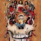 Halloween Comicfest 2015 Chilling Adventures of Sabrina # 1