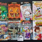 Halloween Comicfest 2015 Full Set of 8 Mini Comics