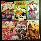 Halloween ComicFest 2012 Set of 6 Mini Comics