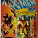 Marvel X-Men Wolverine in Yellow/Brown Costume Figure Toy Biz New