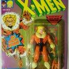 Marvel X-Men the Evil Mutants Sabertooth Figure Toy Biz New