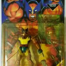 Marvel X-Men Space Wolverine Figure Toy Biz New