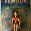 Justice League Wonder Woman Figure DC Comics Mattel 2003 NIB