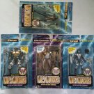 Wetworks Ultra Action Figure set of 4 NIM