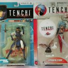 Tenchi Muyo! Masaki & Ryoko Action Figures McFarlane Toys 3D Animation Japan