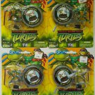 Teenage Mutant Ninja Turtles Keychain Set of 4 Basic Fun