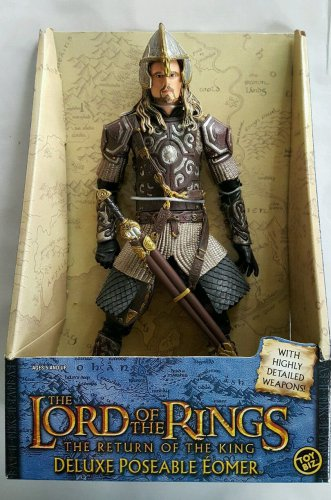Lord of the Rings Deluxe Poseable Eomer