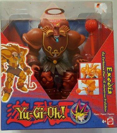 Yugioh Exodia Figure with Sound Mattel
