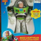 Disney Pixar Toy Story 2 Buzz Lightyear Talking Action Figure