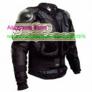 FOX Black Gilet Jackets Protector Body Armor Motorcycle Gear Racing Armour With Tags