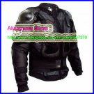 New FOX Black Gilet Jackets Protector Body Armor Motorcycle Gear Racing Armour With Tags