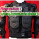 FOX Black Gilet Jackets Protector Body Armor Motorcycle Gear Racing Armour With Tags M L XL XXL XXXL