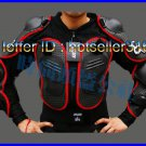 New FOX Black Red Gilet Jackets Protector Body Armor Motorcycle Gear Racing Armour M L XL XXL XXXL