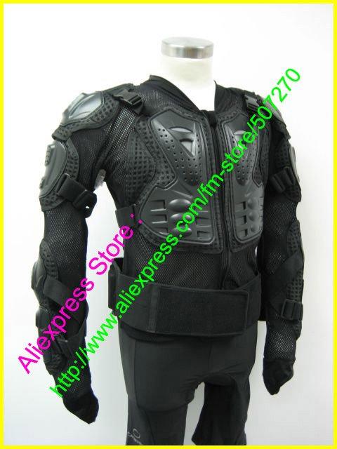 New Black Gilet Jackets Protector Body Armor Motorcycle Gear Racing Armour With Tags M L XL XXL XXXL