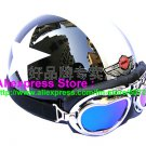 P.29 ABS Half Bol Cycling Open Face Motorcycle Black # White Star Helmet Casco Casque & Goggles