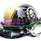 P.53 ABS Half Bol Cycling Open Face Motorcycle Black # Motor pattern Helmet Casco Casque & Goggles