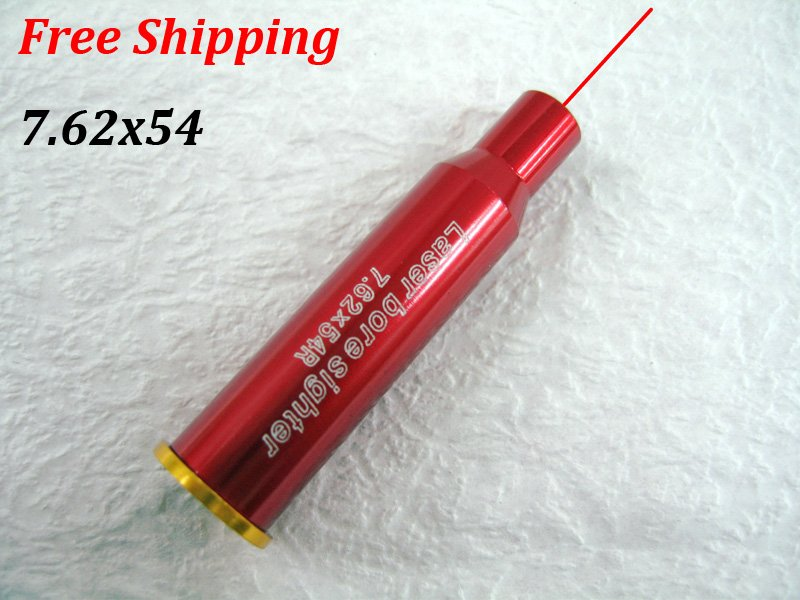 CAL:7.62X54R Cartridge Bore Sighter Red Dot Laser Boresighter Sight Hunting #10