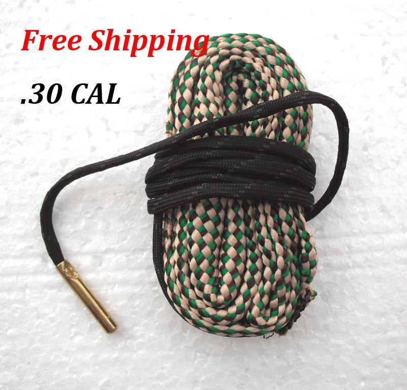 Hunting Bore Snake 7.62mm .308 30-30 30-06 .303 .30Cal Caliber Cleaner Brass #15