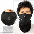 New Neoprene Ski Snow Black Snowboard Moto Face Mask Neck Warm Sport Warmer Scarf