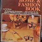Needlework on Plastic Canvas - Home & Fashion Book