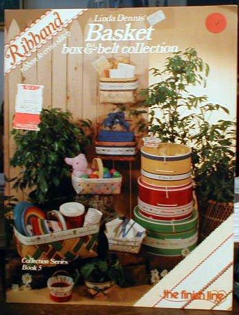Basket Box & Belt Collection - Cross Stitch