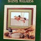 Bi-Level Mallards - Cross Stitch