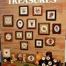 Holiday Treasures -  Cross Stitch