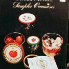 Round About...Sampler Occasions - Cross Stitch