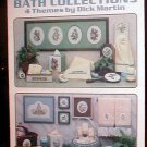 Bath Collections - Cross Stitch - Dick Martin