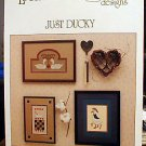Just Ducky - EXCELLENT Cross Stitch